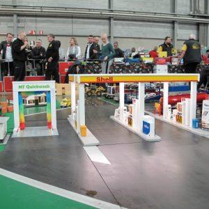 Shell tankstation en Carwash L