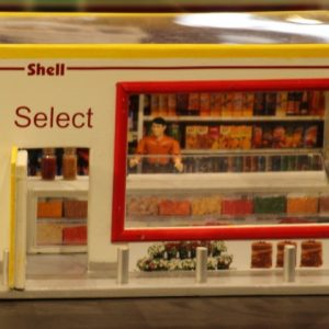 Shell tankstation en Carwash M